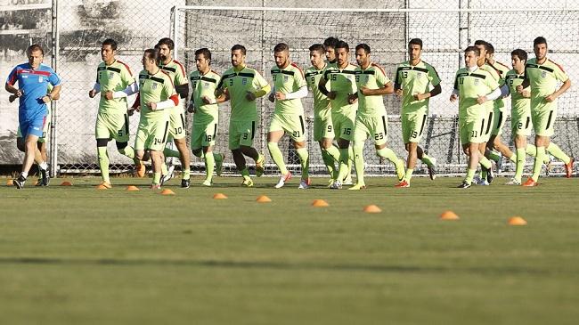 شماره پیراهن بازیکنان تیم ملی فوتبال در جام جهانی مشخص شد
