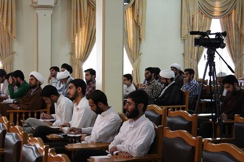 علم دینی کانون غرب شناسی ، غرب پژوهی دانشگاه رضوی