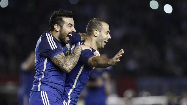 شکست ترینیداد و توباگو مقابل آرژانتین