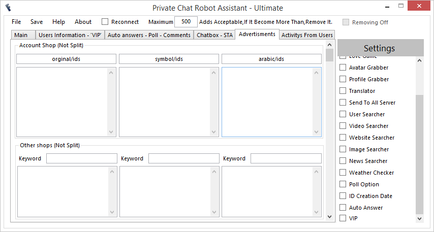 FreeBuzz™ Private Chat Robot Assistant Versian 3.0.0.0 5x