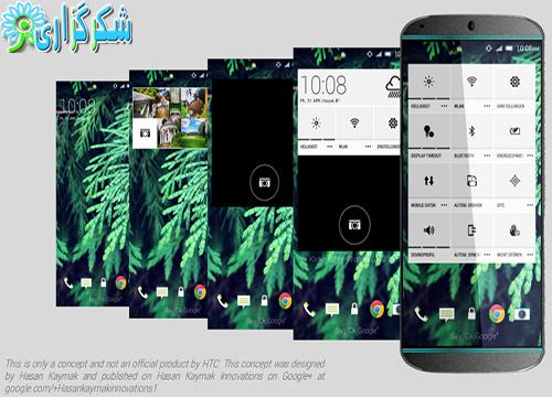 HTC_One_M9-عکس-مشخصات فنی-بررسی