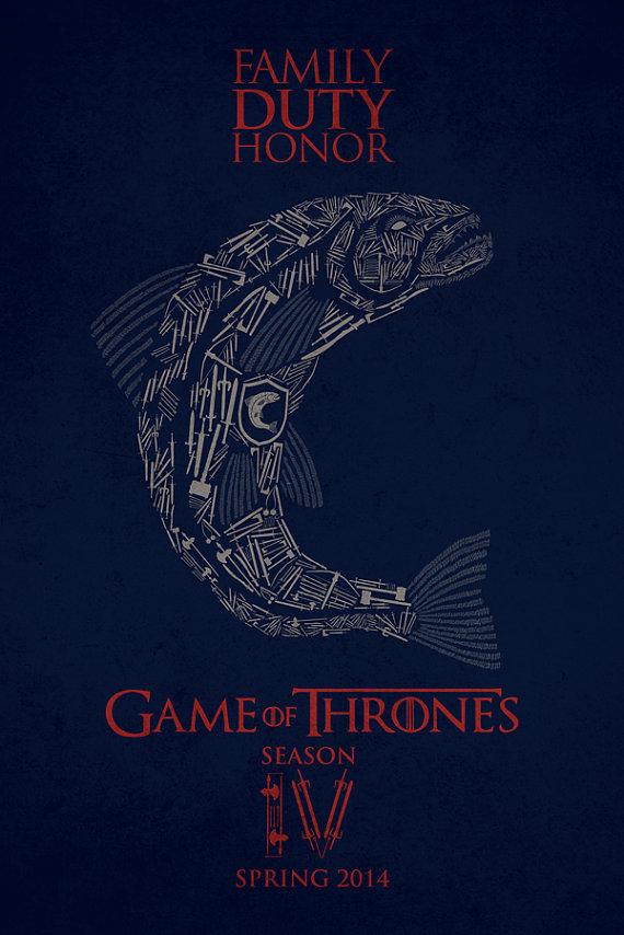 زیرنویس فارسی فصل چهارم game of thrones
