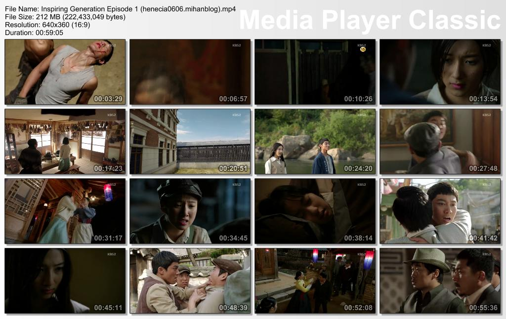 Full Video _ Inspiring Generation Episode 1-24
