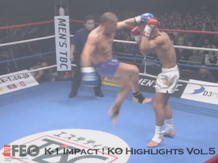 دانلود مجموعه ی  K-1 Impact! KO Highlights
