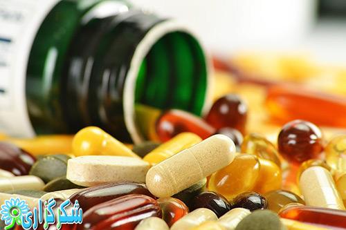 آنتی بیوتیک-چاقی-لاغری سریع-رژیم غذایی