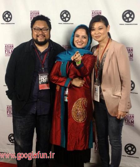 گلاره عباسیدر جشنواره فیلم