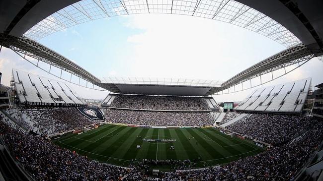 زمان مراسم افتتاحیه جام جهانی 2014 برزیل