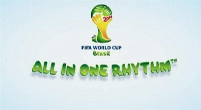 شعار مسابقات جام جهانی 2014 برزیل اعلام شد