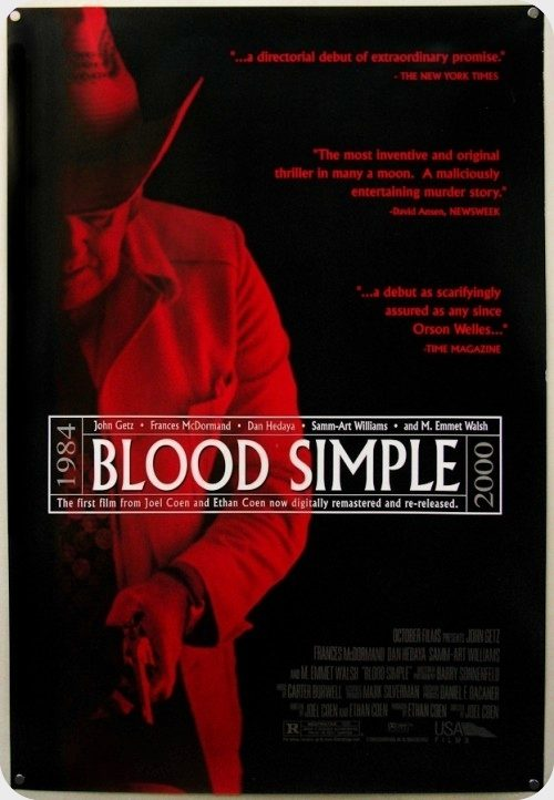 فیلم blood simple 1984