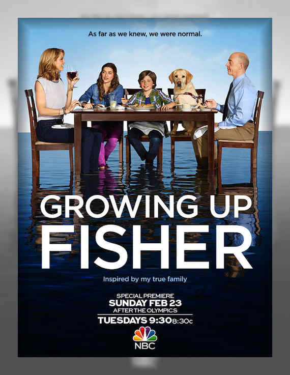 سریال Growing Up Fisher فصل اول