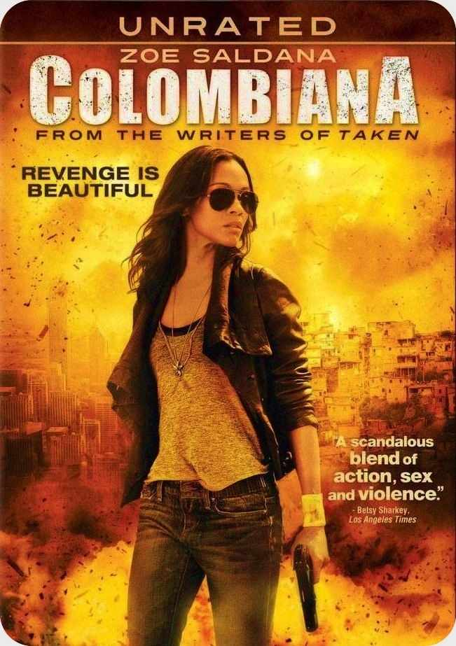 فیلم Colombiana 2011