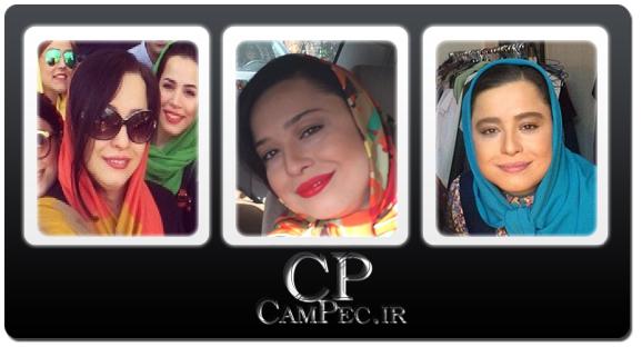 جدید ترین عکس های مهراوه شریفی نیا