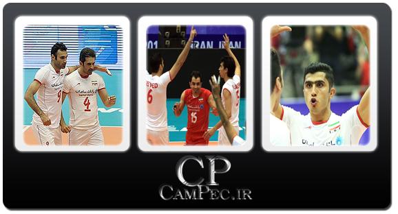عکس های دیدار والیبال ایران و برزیل در تهران+عکس های حاشیه این دیدار