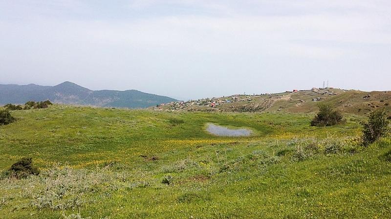 گزارش تصویری از طبیعت دیدنی در فیلبند