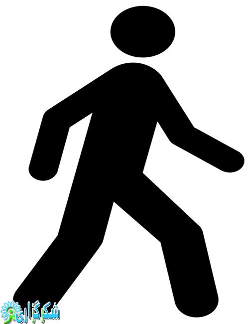 پیاده روی_زانو درد_آرتروز زانو_درمان درد زانو_عکس_تصویر