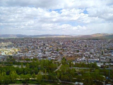 تصویر 2 شهر تکاب