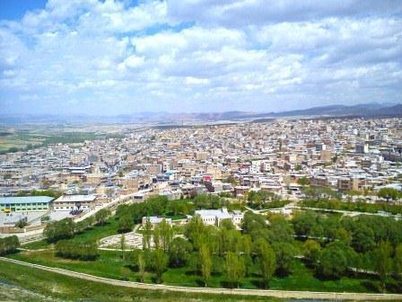 تصویر شهر تکاب