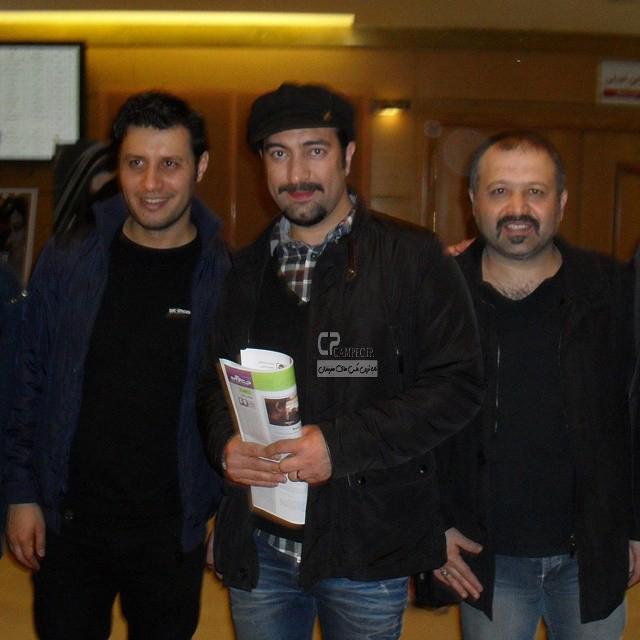 مجید و علی صالحی و جواد عزتی