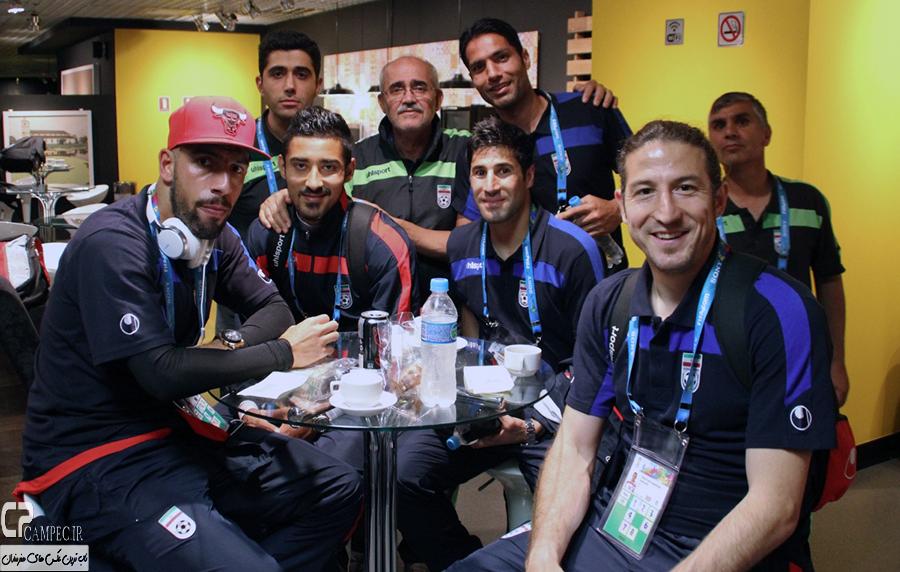 عکس تیم های ایران