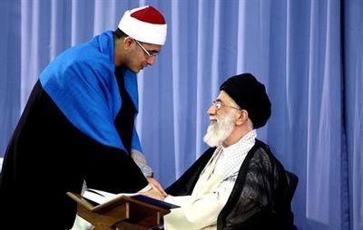با وجود کارشکنیها ، قاری مصری اتحاد مسلمانان را به رخ جهانیان کشید