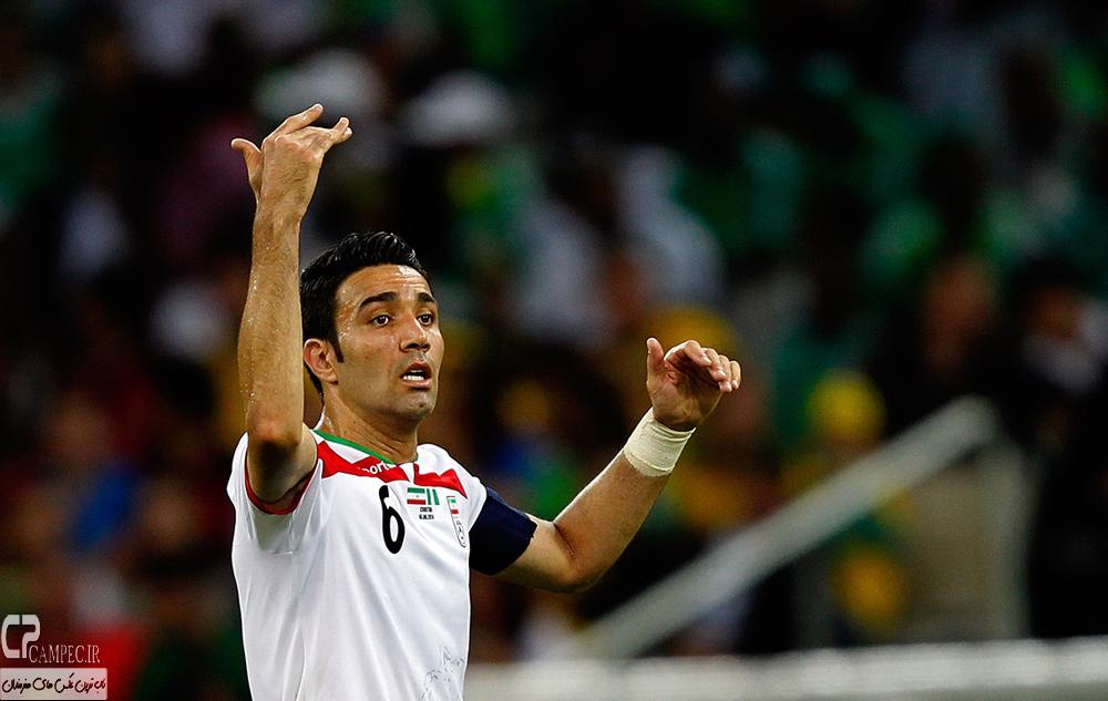 عکس های دیدار تیم های ملی فوتبال ایران و نیجریه