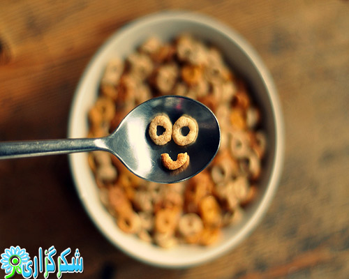صبحانه_چاقی_لاغری_عکس_میز صبحانه_تصویر