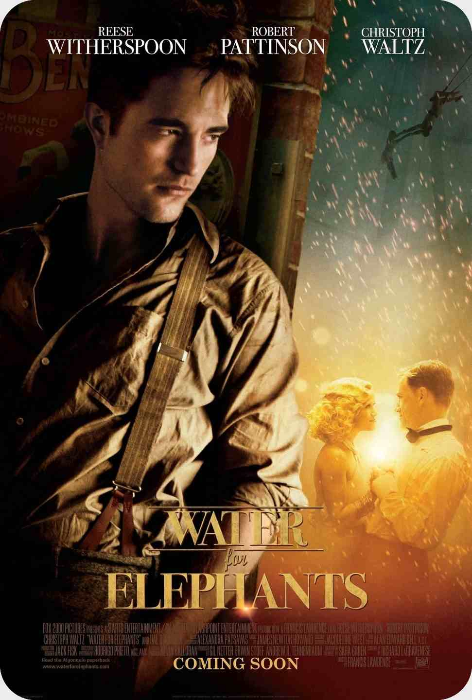 فیلم Water for Elephants 2011