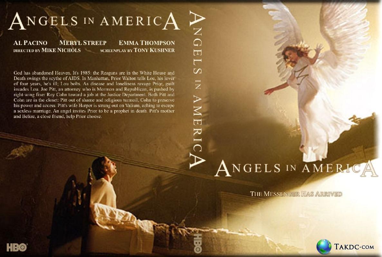 خرید سریال فرشتگان در آمریکا