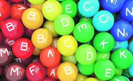 ویتامین های ضروری در بدنسازی