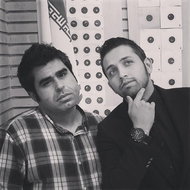 امیر نوری و محسن افشانی