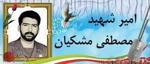 سردار شهید مصطفی مشکیان