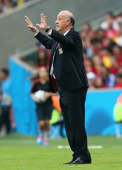 تردید در مورد ادامه حضور دل بوسکه در تیم اسپانیا و پایان دوره بازیکنانی نظیر تورس