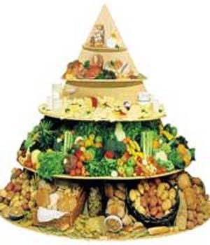 تغذیه: یک رژیم غذایی متعادل