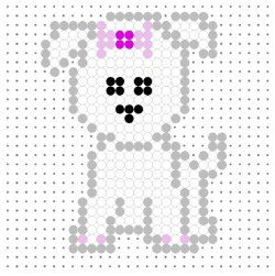 [تصویر:  pet_perler_bead_patterns_1_.jpg]