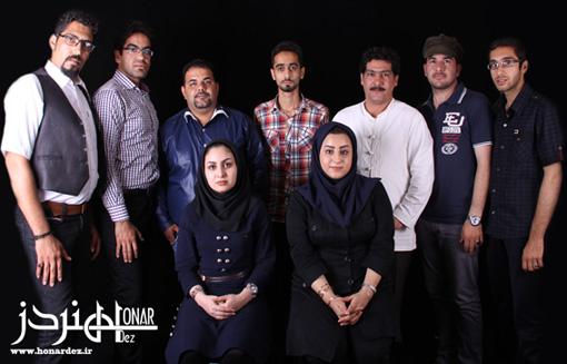 نمایش رادیویی پرواز چکاوک ها در مه - محمدرضا دمند