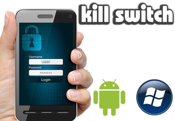 آشنایی با سیستم جدید ضد سرقت برای سیستم عامل اندروید و ویندوز فون