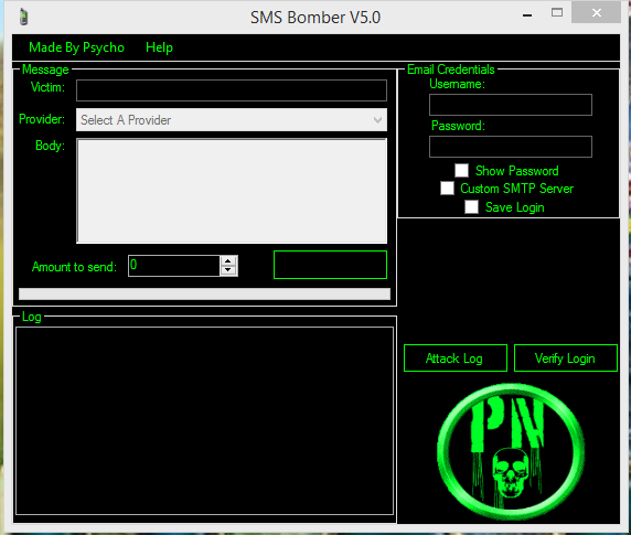 sms attacker flooder for every country Sms_bomber