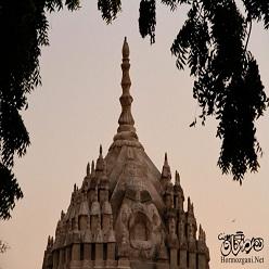 گردهمایی در معبد هندوها
