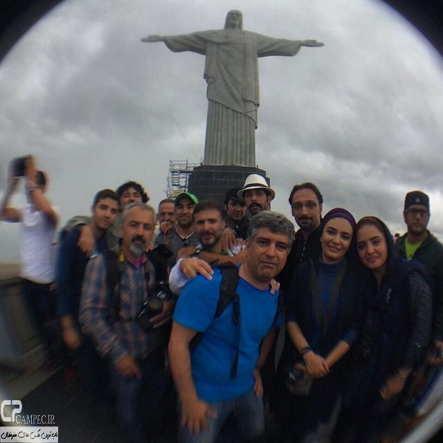 بازیگران و هنرمندان در برزیل