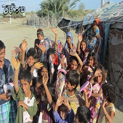 هفت سین برکت در کنار کودکان