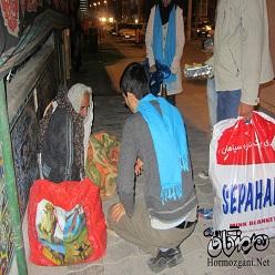 آیین یلدا در کوچه های فقر 2