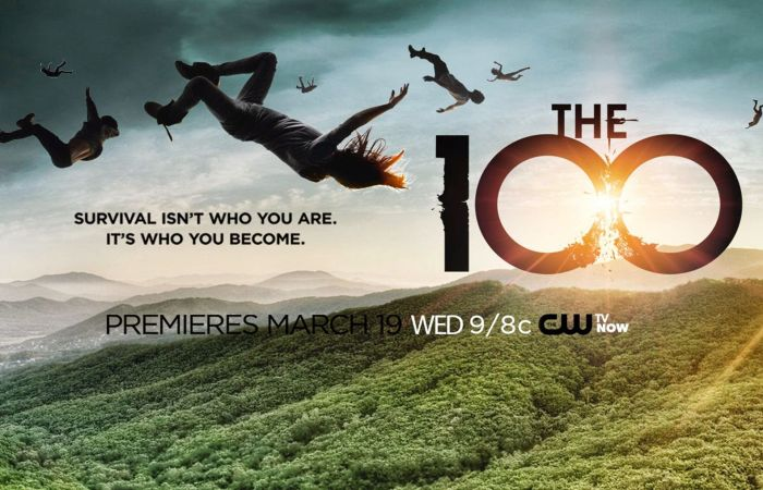 Where can i get the 100 background in hd the100 for Where can i get wallpaper