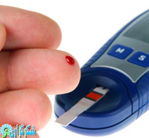 دیابت-تست-قند-خون-عکس-تصویر-دستگاه-دیابت-نوع-2