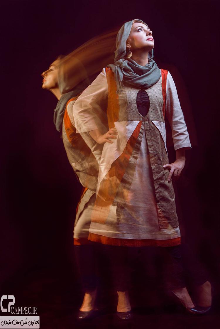 جدید ترین عکس های هانیه توسلی