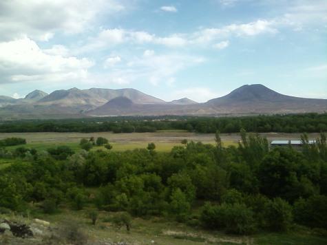 طبیعت آذرشهر