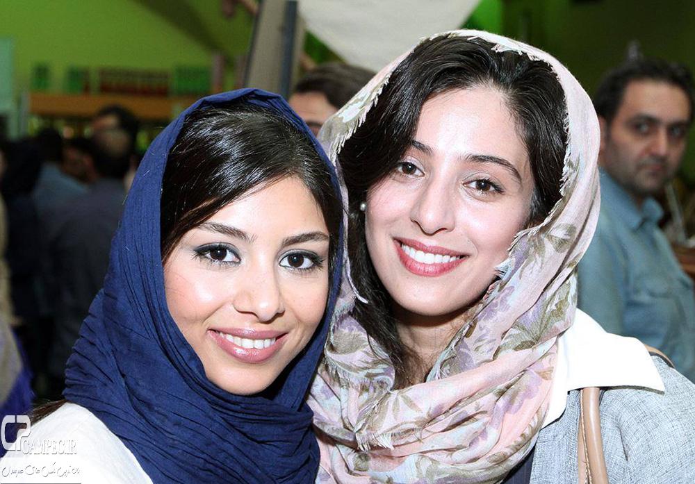 آناهیتا افشار و فتانه ملک محمدی