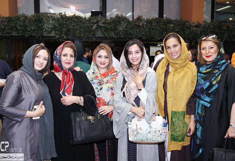 آناهیتا افشار و گلاره عباسی