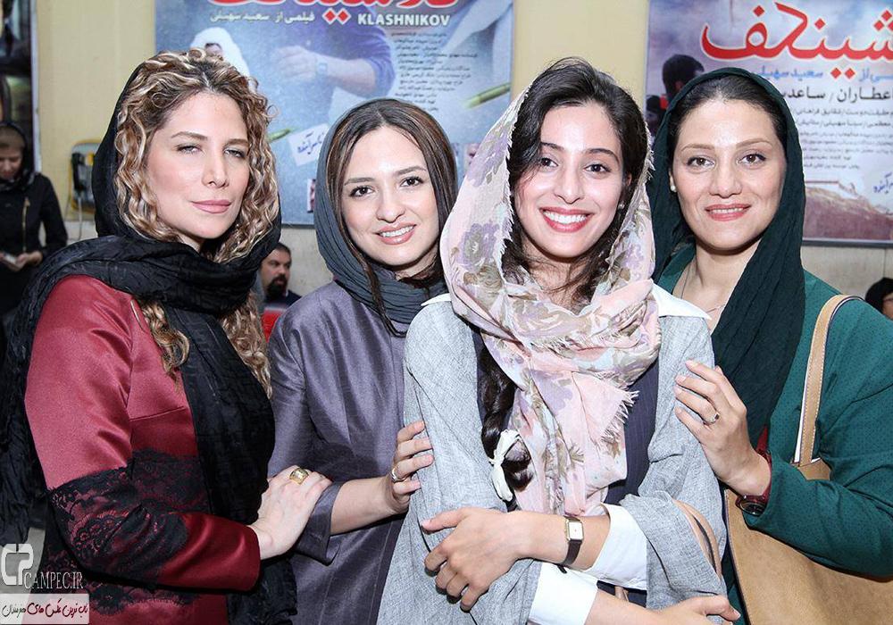 شبنم مقدمی،آناهیتا افشار،گلاره عباسی