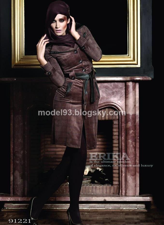 مدل مانتو جدید 2014