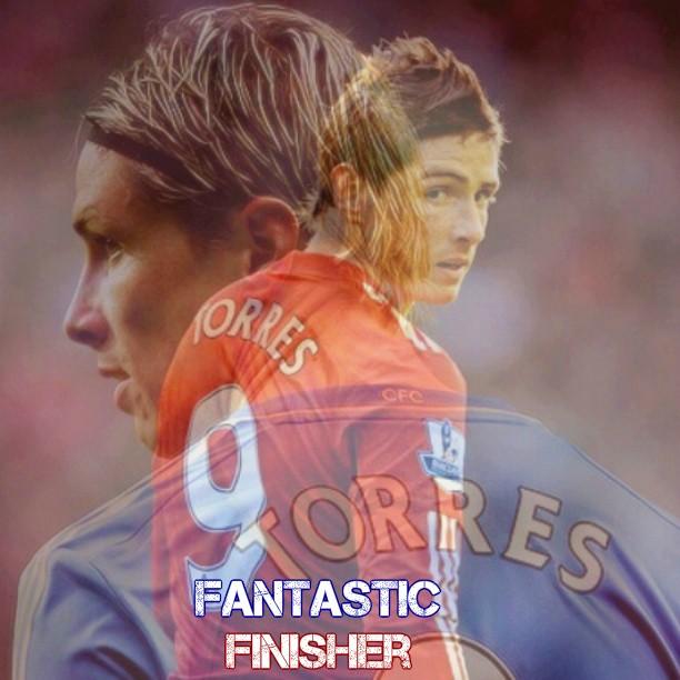 کلیپ بسیار زیبا و جذاب از فرناندو تورس با نام Fantastic Finisher